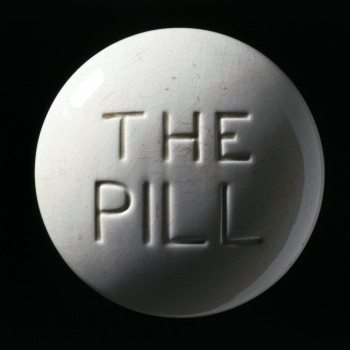 The pill should be paired with