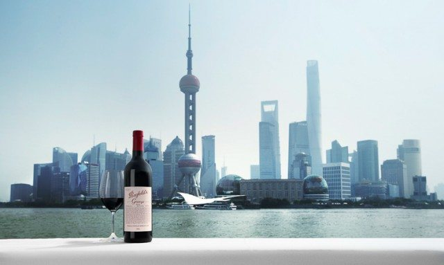 """Sure success: Penfolds' adopted Chinese name, Ben Fu means """"Chasing Prosperity"""""""