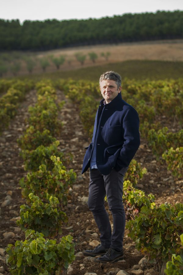 Alvaro Palacios wins Winemakers' Winemaker Award 2016