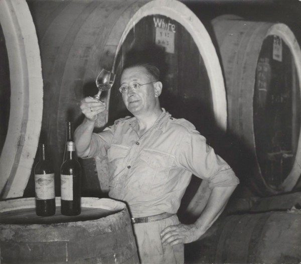 Maurice O'Shea at Mount Pleasant. Credit: Mount Pleasant Wines