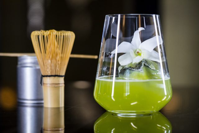 German Gym - Ikebana Blossom City Cocktail