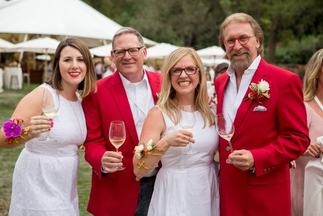 The best hoopla team ever! Briana Marie Photography for Napa Valley Vintners