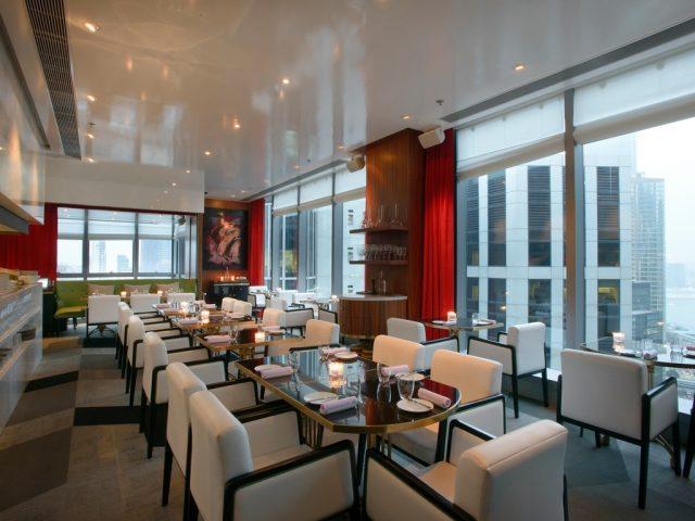 ON Restaurant interior