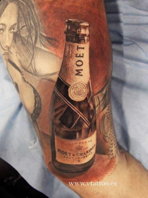 crazy-3d-sleeve-tattoo