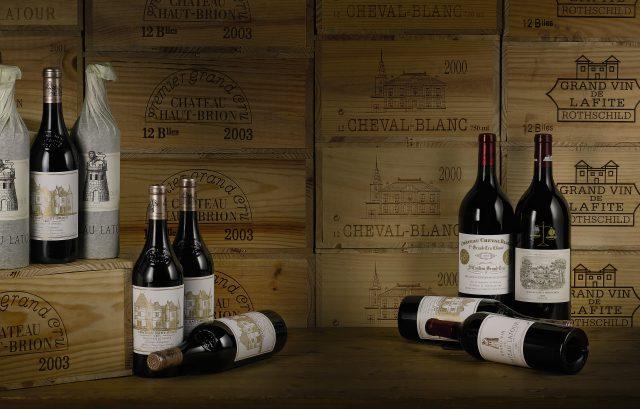 A Great Bordeaux Cellar