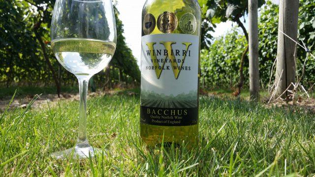 Winbirri Bacchus 2015 with glass[6]