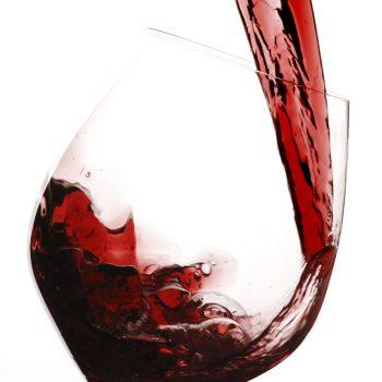 fine wine glass