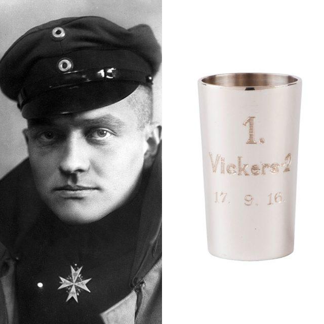 von richthofen schnapps cup