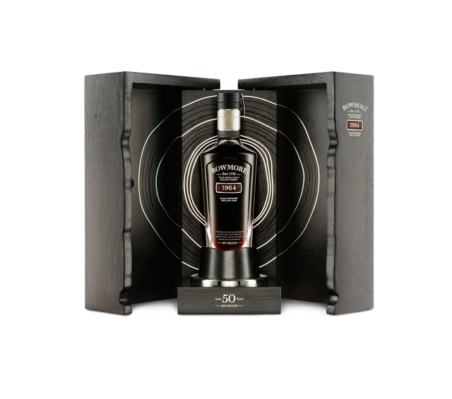 black-bowmore-50-year-old-the-last-cask-bottle-cabinet