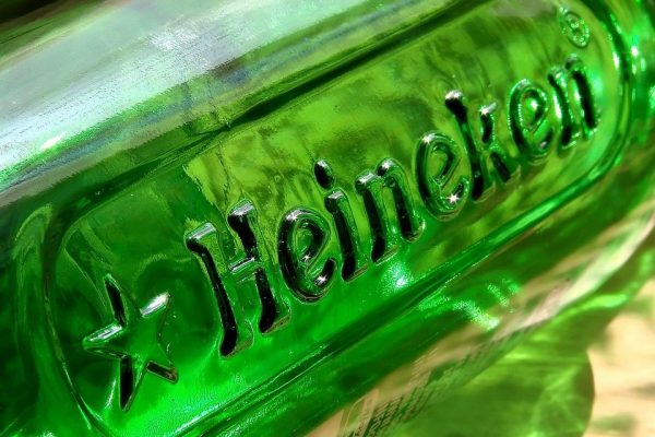 Heineken toasts stronger than expected H1 profits