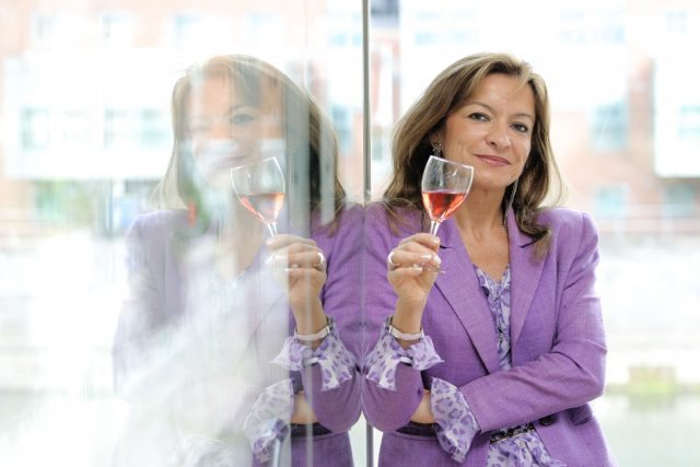 PICTURED IS: CHRISTINE FORNER, MARQUES DE CACERES WINES photocredit: mark mc call