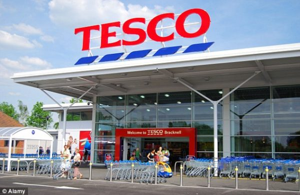 Tesco outperforms the market after a strong Christmas