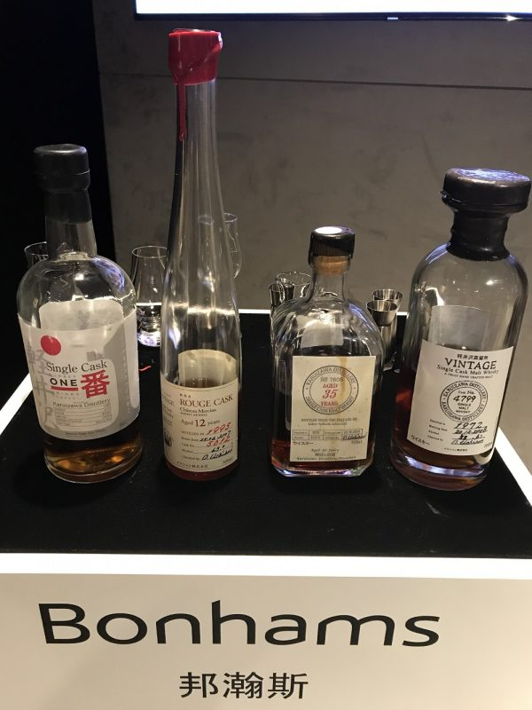Karuizawa's ex-master distiller shares rare malts from private collection