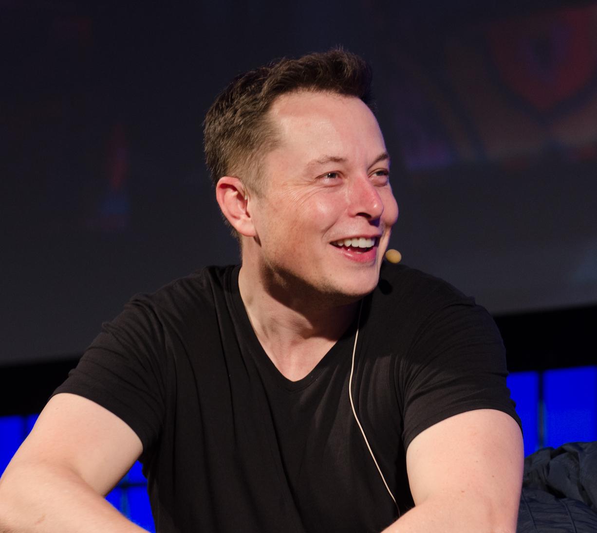 Elon Musk: Elon Musk announces Tesla beer