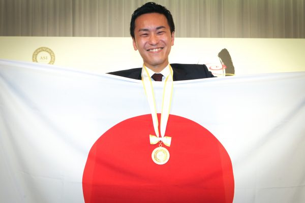 Japanese sommelier named best in Asia and Oceania