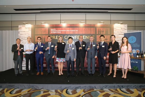 HKTDC International Wine & Spirits Fair returns for 11th edition