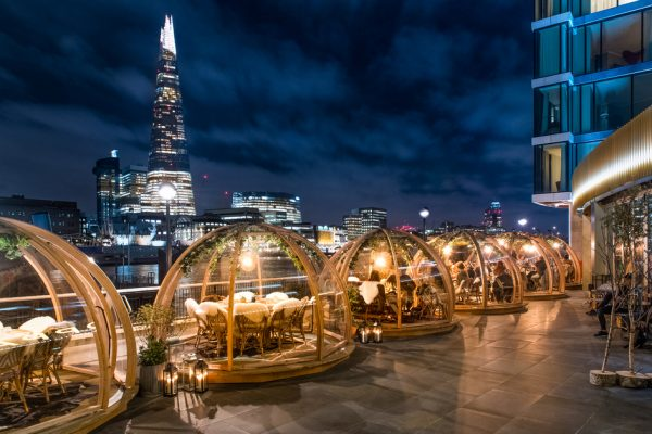 Five of this year's best festive pop-ups in London