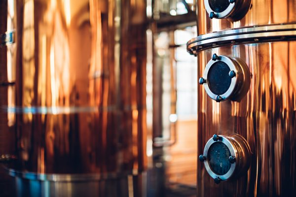 Record number of distilleries registered in the UK in 2020