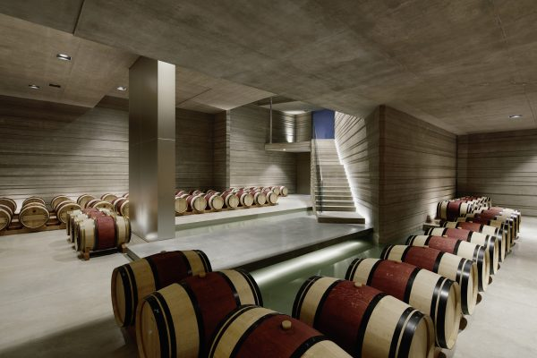 In pictures: Masseto's new winery