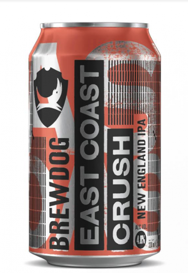 BrewDog partners with Co-Op to launch new East Coast IPA