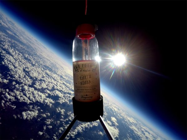 Top 10 space-related drinks launches