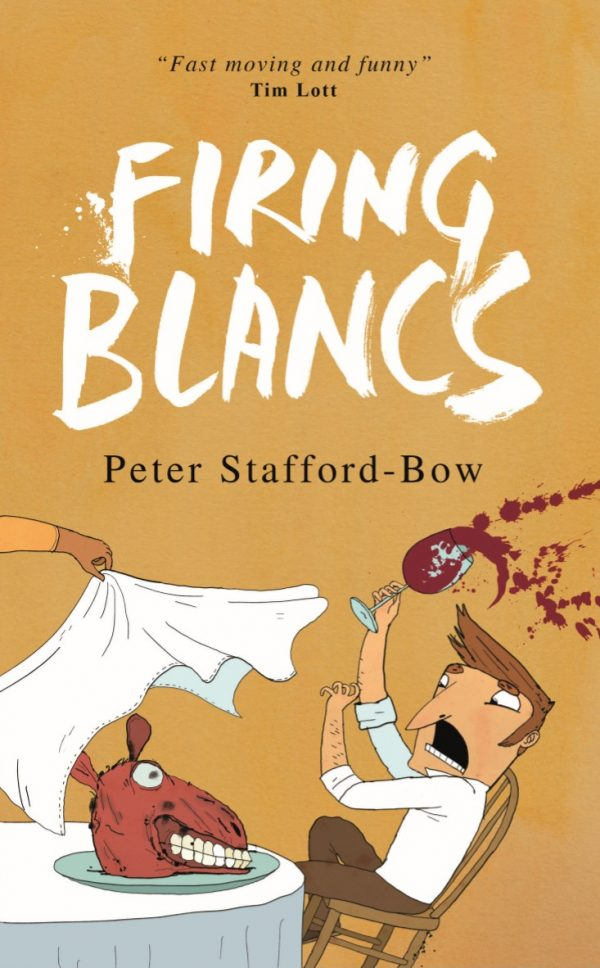 Excerpt from <i>Firing Blancs</i> by Peter-Stafford-Bow