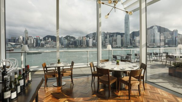 New panoramic restaurant opens in HK