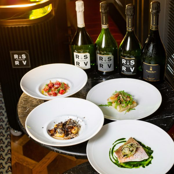 Champagne Mumm's RSRV Club launches in HK