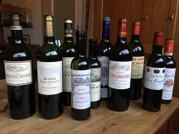 Bordeaux 2019: Thoughts on grading itinerant tasting samples