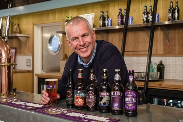 Beer industry pays tribute to St Austell brewing director Roger Ryman