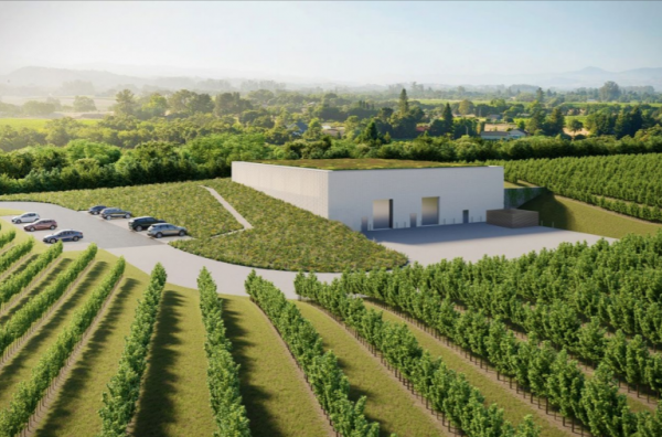 Taittinger's Domaine Evremond gets approval for winery