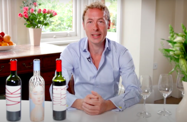 Watch Patrick Schmitt MW taste £100 Chilean wine from Vik