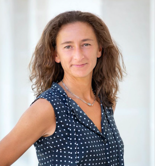 Ariane Khaida to take over from Philippe Dhalluin at Mouton