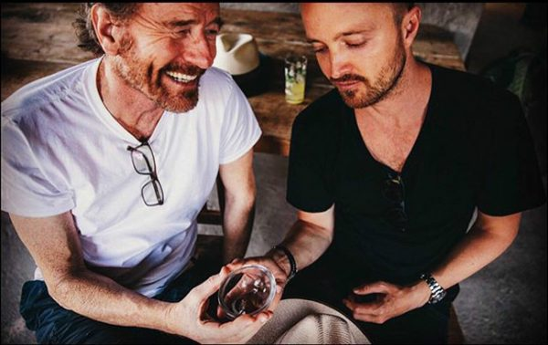 Breaking Bad stars' mezcal label Dos Hombres comes to the UK