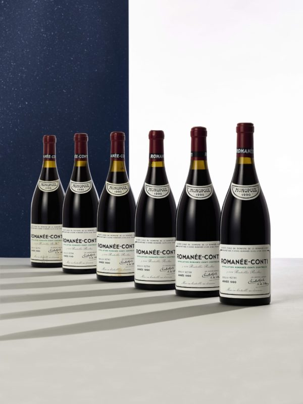 Sotheby's announces three 'exceptional' wine sales in HK
