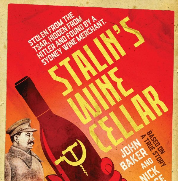 Book recounts story of deal to buy Stalin's multi-million dollar wine cellar