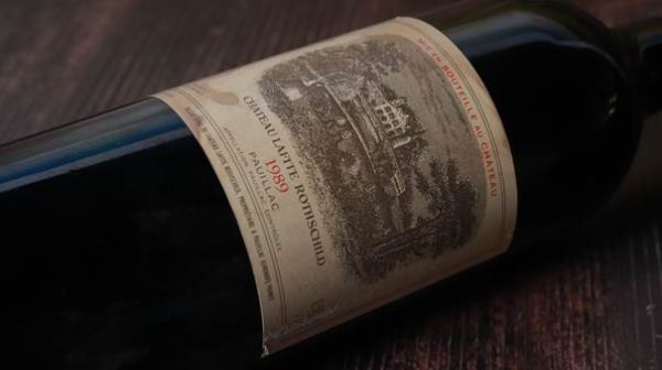 iDealwine auctions cellar of 'Bordeaux legends'