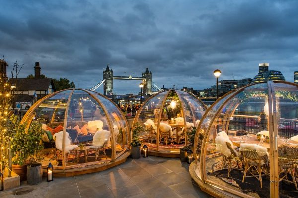 London's best igloos with a view