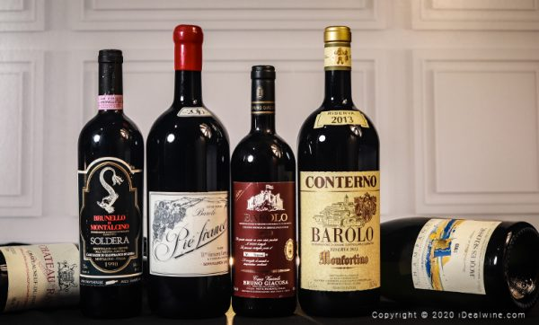 New breed of fine wine collection to go under the hammer