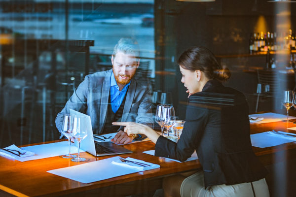 Restaurants urged not to exploit business lunch 'loophole'