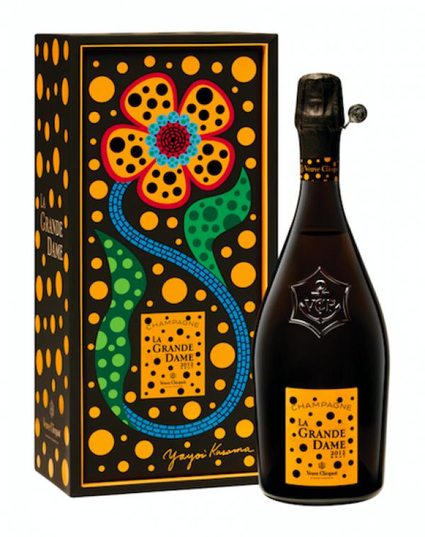 Veuve Clicquot launches La Grande Dame 2012