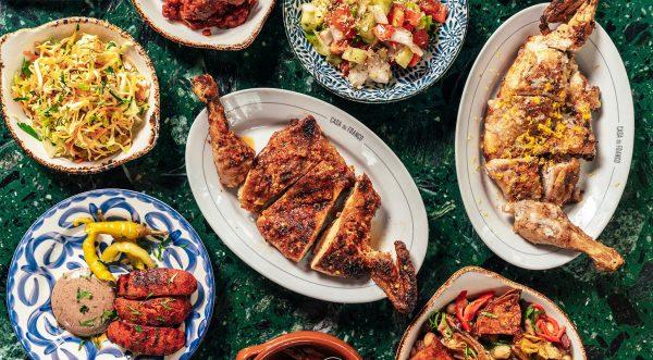 Top London restaurants delivering during lockdown