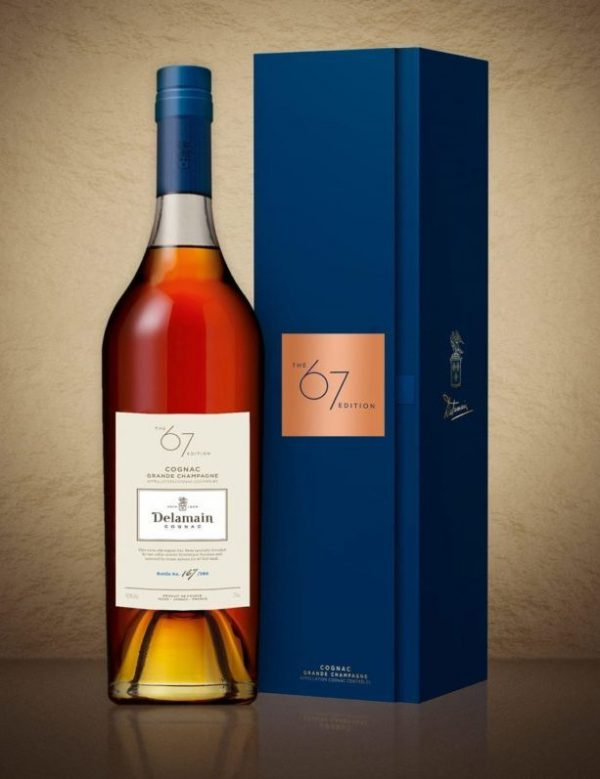 67 Pall Mall releases its own Cognac with Delamain