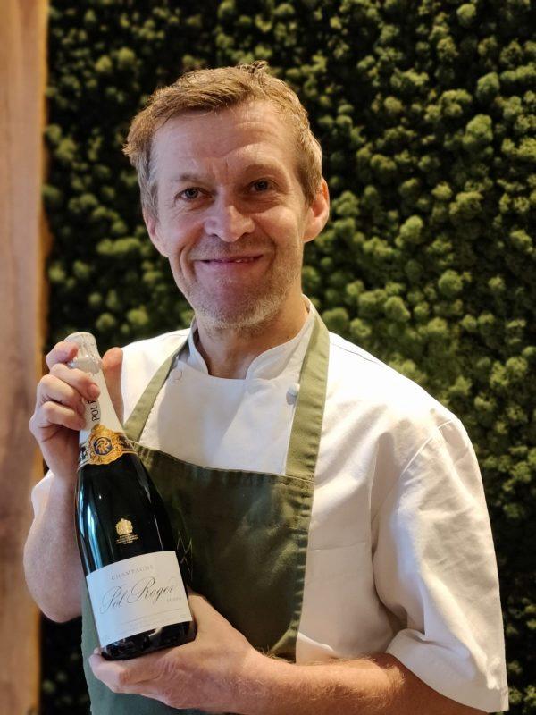 Pol Roger appoints chef ambassador
