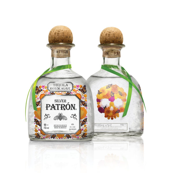 Patrón marks Day of the Dead with limited edition bottle