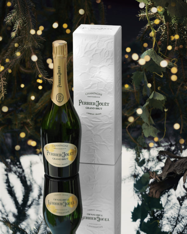 Perrier-Jouët launches eco-friendly gift box