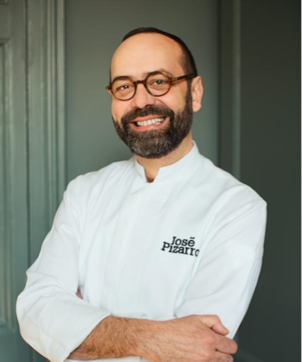 Table Talk: José Pizarro