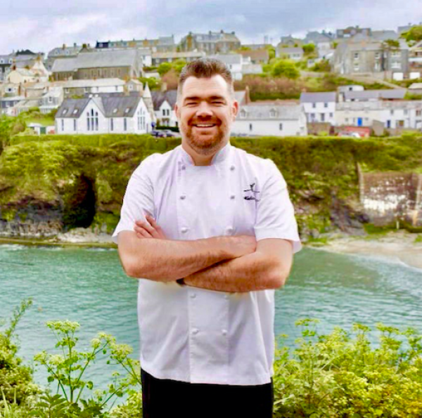 Table Talk: Nathan Outlaw