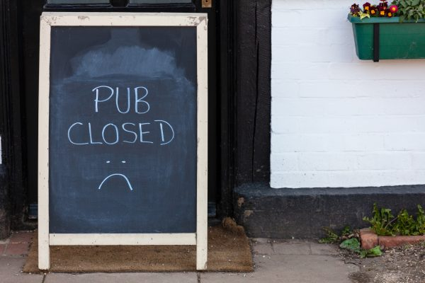 Pubs in parts of Scotland to close from Friday