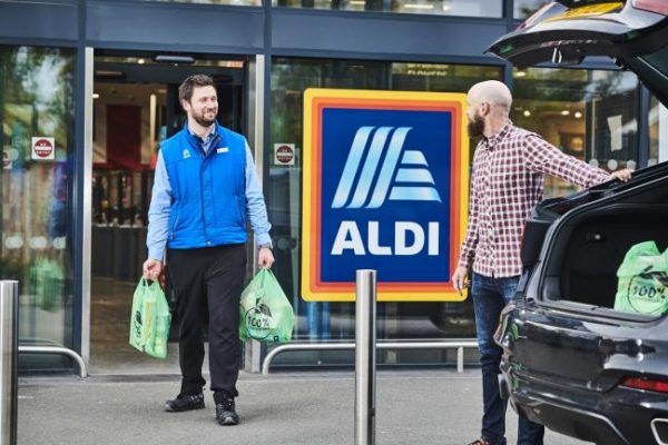 Aldi expands click & collect to more than 200 store